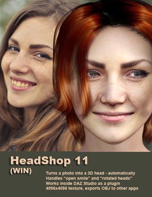 HeadShop 11 WIN - PrintAhead